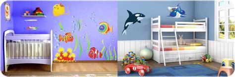 stickers pour chambre enfant large choix de stickers poissons pour chambres de b 233 b 233 et