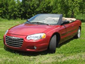 2004 chrysler sebring information and photos momentcar
