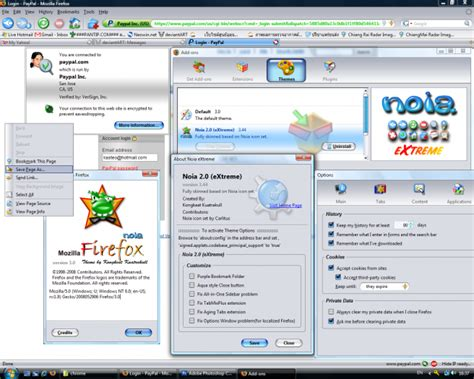 firefox themes windows xp 10 most popular firefox themes koolacac