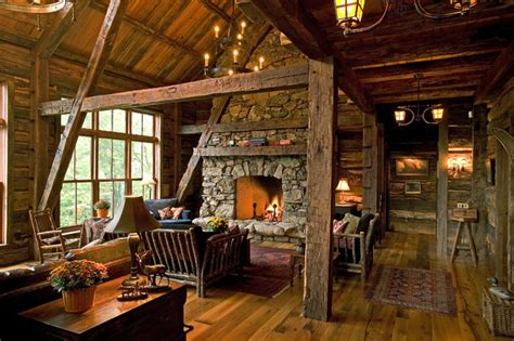 Chief Architect Home Design Interiors woman lake rustic living room minneapolis by big