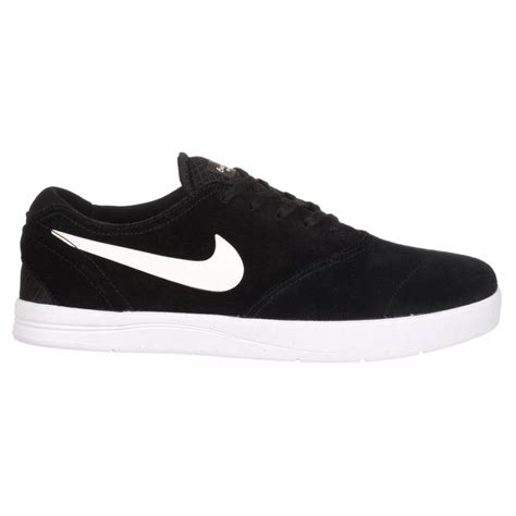 nike sb nike eric koston 2 skate shoes black white