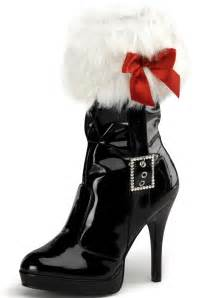 halloween costume boots christmas boots mrs claus costume accessory