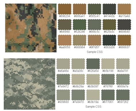 camouflage colors best 25 camo colors ideas on maybelline