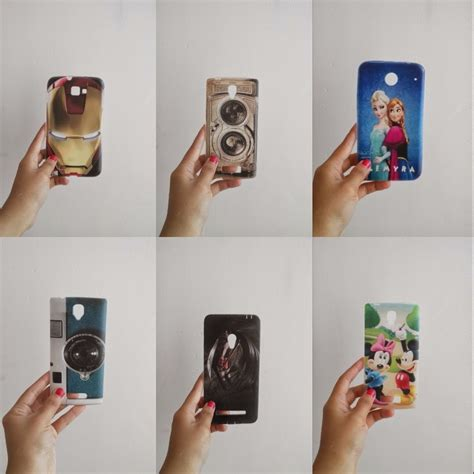 Flower Custom Casing Softcase Iphone Xiaomi Samsung Lenovo Oppo 1 custom tanjung selor jual custom murah casing