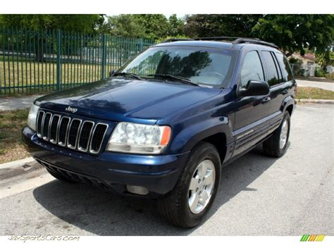blue jeep grand 2001 2001 jeep blue 200 interior and exterior images