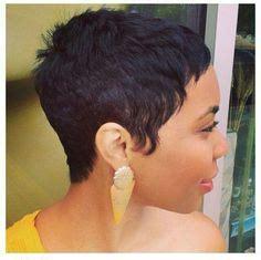 relaxer for short hair girls with short hair rock gwshr on pinterest