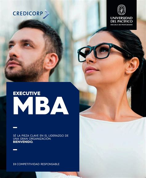 Credicorp Mba executive mba by pac 237 fico business school issuu