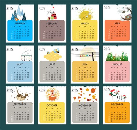 make a photo calendar 2018 calendar 2018 design calendar 2018