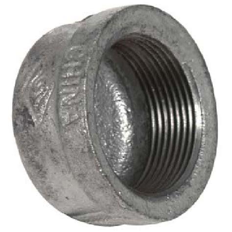 1 galvanized cap galvanized cap rona
