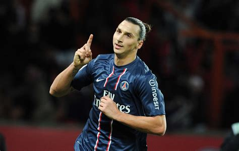 the player of psg zlatan ibrahimovic wallpapers and images