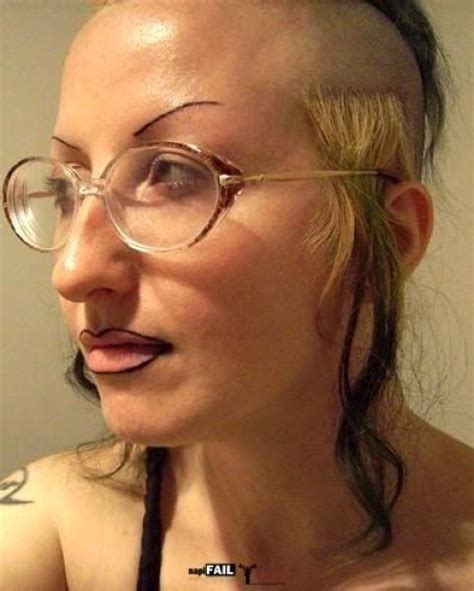 tattoo eyebrows messed up 78 best images about eyebrow fail on pinterest the 20s