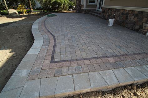 Paver Patio Nj Colored Pavers Newark Nj Josantos Construction
