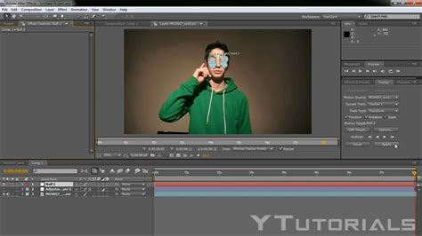 tutorial after effects tracking adobe after effects tutorial motion tracking censored