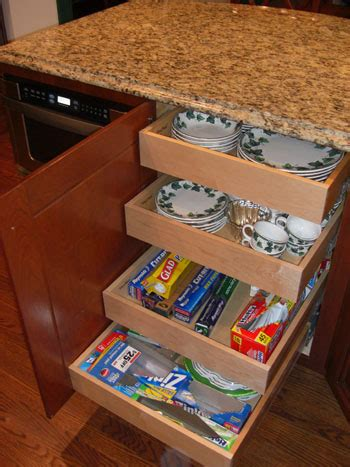easy access cabinet drawer   builder