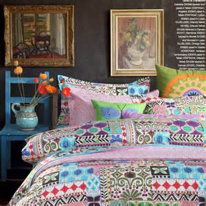 bright colorful bedding sets bright colorful bohemian indiana tribal print luxury and