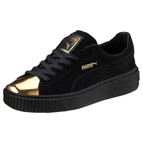 womens gold sneakers suede platform gold s sneakers ebay