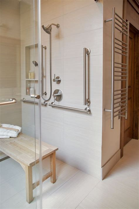 BEFORE & AFTER: An Accessible Master Bathroom Is Created