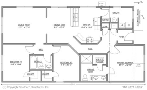 cayo costa modular homes florida floor plan