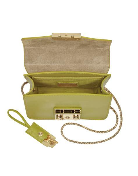 Furla Doctor Bag 1 furla metropolis jade leather shoulder bag in green lyst