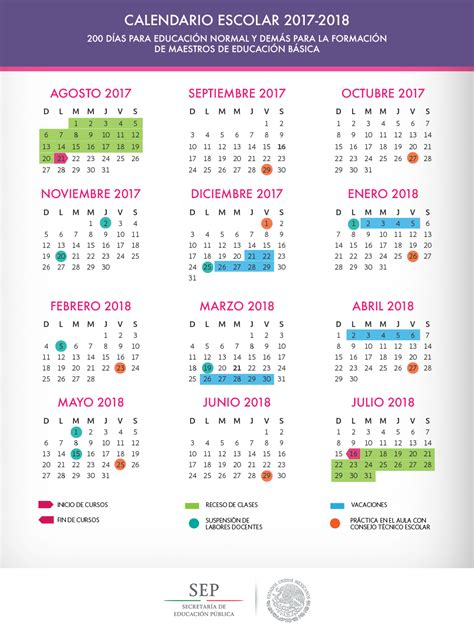 calendario de contribuyentes especiales 2018 ks7000 wp calendario escolar 2017 2018 la economia