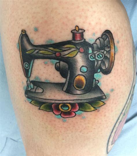 sewing machine tattoo sewing machine tattoos