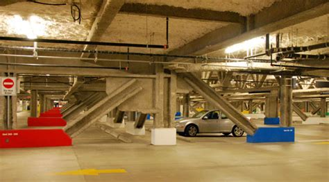 Parking Garage Protection by Ssef Is In The Details Protection