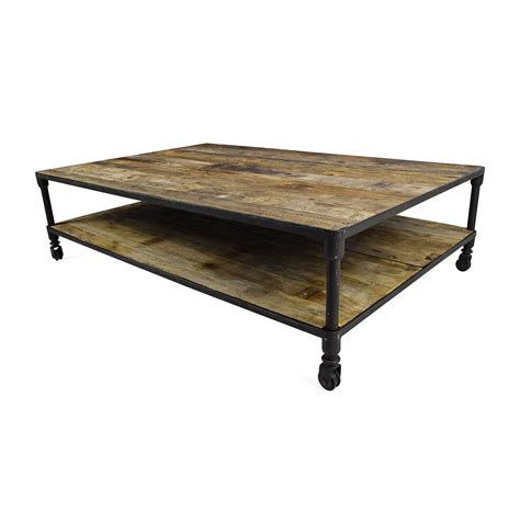 Oversized Coffee Tables 56 Restoration Hardware Restoration Hardware Oversized Coffee Table Tables