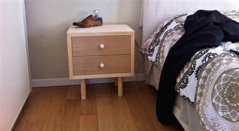 comodini legno fai da te comodini minimalisti bricoportale fai da te e bricolage