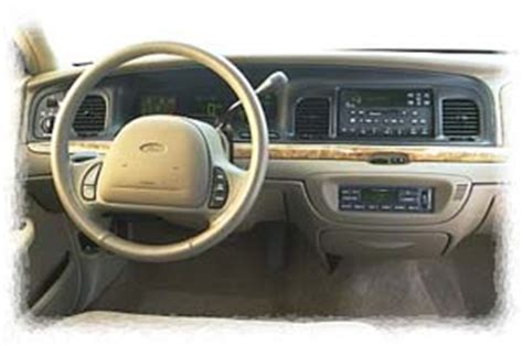 active cabin noise suppression 1999 ford crown victoria auto manual 1999 ford crown victoria review ratings specs prices and photos the car connection