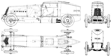 Records Blueprints Car Blueprints Renault Record Car Blueprints Vector