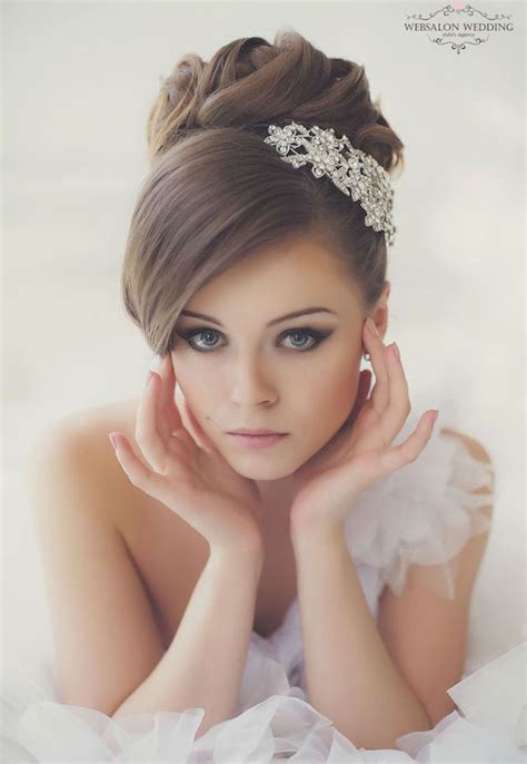 Wedding Hairstyles Magazine by 10 Glamorous Wedding Hairstyles You Ll The