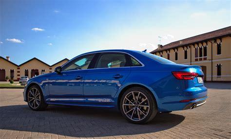 Blog Auto by Fahrbericht Der Neue Audi A4 Mein Auto Blog