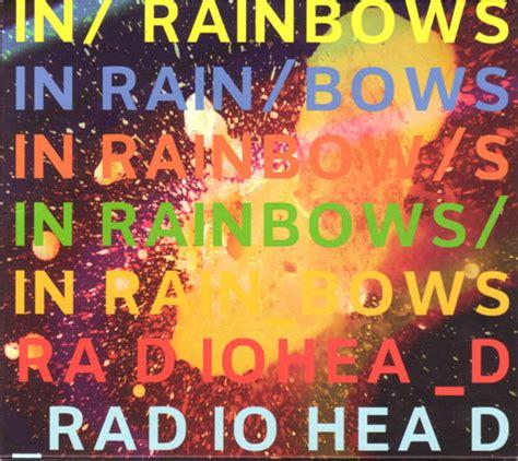 Radiohead In Rainbows by Stanley Donwood On The Stories His Radiohead Album