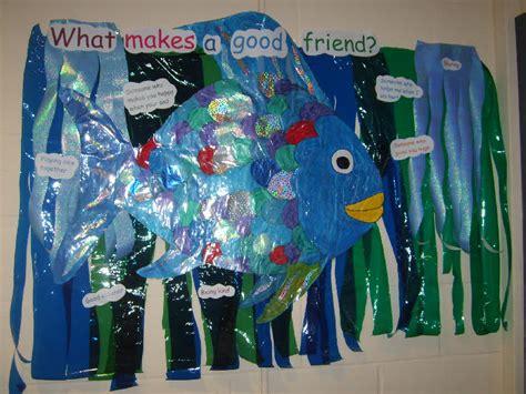 Sea Decoration Ideas What Makes A Good Friend Classroom Display Photo Photo