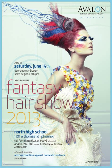 Pheonix Hairshow | fantasy hair shows in phoenix and layton june 15th 2013