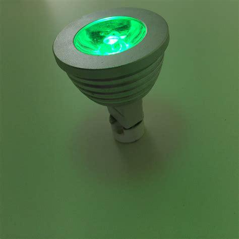led len gu5 3 mr16 spotlight led bulb gu5 3 3w rgb color changing
