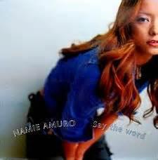 namie amuro say the word lyrics say the word generasia
