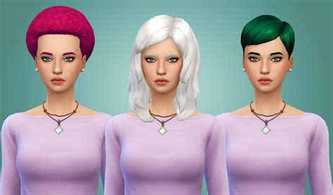 my sims 4 blog base game book recolors by inabadromance my sims 4 blog all 44 base game female hairs in 39