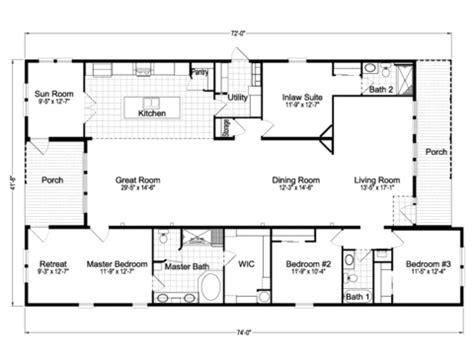 casita iii tl42744a manufactured home floor plan or
