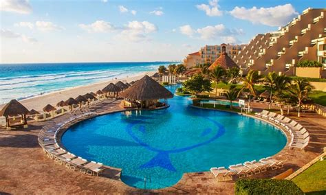 inclusive paradisus cancun  airfare  cancun