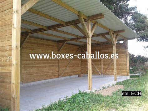 cobertizos para caballos boxes caballos es el experto descuento de boxes y