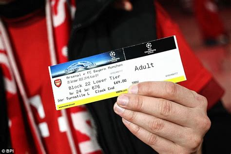 arsenal away tickets bayern munich fans boycott opening five minutes of arsenal