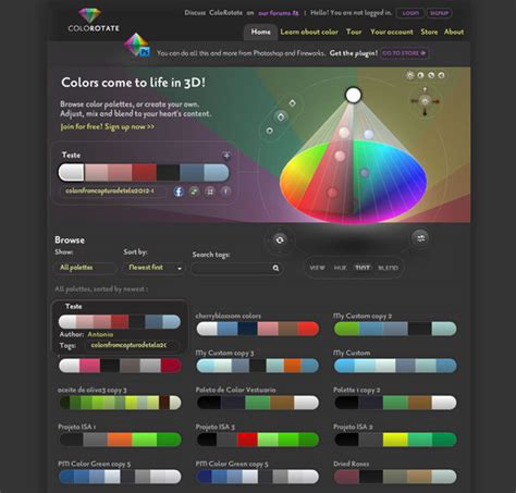 color combination generator interesting and useful color scheme generators 25 tools