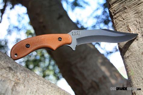 kabar baconmaker kabar adventure baconmaker fixed blade knife 5601
