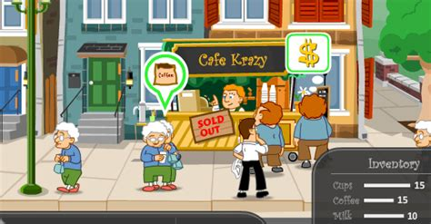 Collections of Coffee Shop Game Cool Math,   Easy Worksheet Ideas