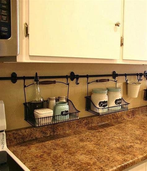 counter space small kitchen storage ideas ideas para cocinas peque 241 as