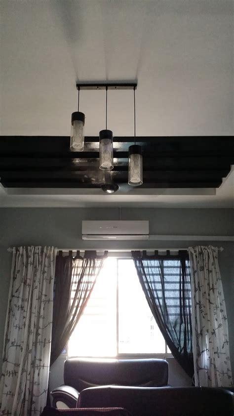 Downlight Kotak Hitam diari siti tips masuk rumah baru 3 plaster ceiling