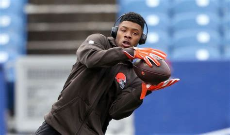 Cleveland Court Records Browns Receiver Corey Coleman Participated In Beating His And Friend Are