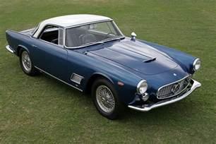 Maserati 3500 Gt 1957 1960 Maserati 3500 Gt Coup 233 Maserati Supercars Net