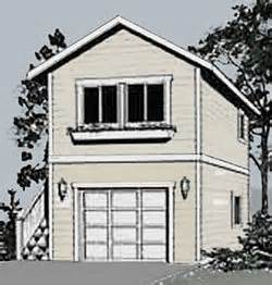 Two Story Garage Plans With Apartments Garage Plans One Car Two Story Garage With Apartment